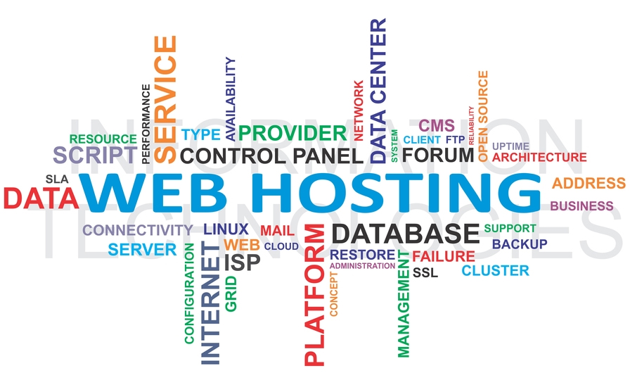 Hosting ,server website nhà hàng